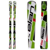Elan GSR WaveFlex Green Race Skis with EL 10.0 QT Bindings, , medium
