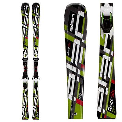 Elan SLX Vexario Race Skis with ELX 11.0 Bindings, , viewer