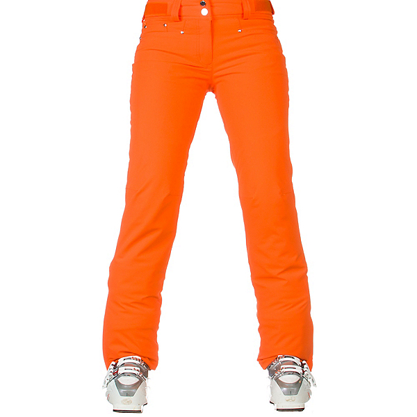 Descente Selene Womens Ski Pants, Flash Orange, 600