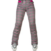 Descente Selene Womens Ski Pants, Checkered, medium