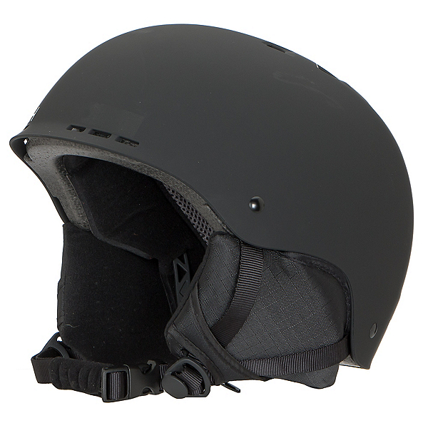 Smith Holt Helmet 2018, Matte Black, 600