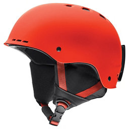 Smith Holt Helmet, Matte Sriracha, 256