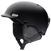 Smith Gage Helmet 2017, Matte Black, medium