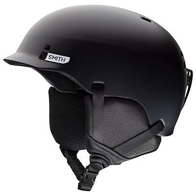 Smith Gage Helmet 2017, Matte Black, viewer