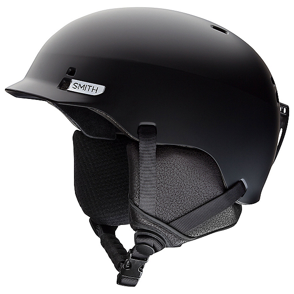 Smith Gage Helmet 2017, Matte Black, 600