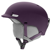 Smith Gage Helmet 2017, Matte Black Cherry, medium