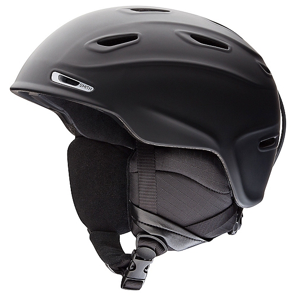 Smith Aspect Helmet, Matte Black, 600