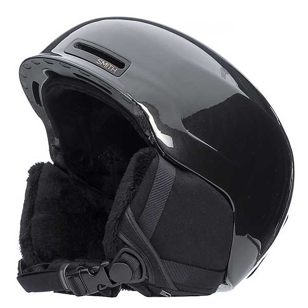 Smith Allure Womens Helmet 2018, Matte Black Pearl, 600