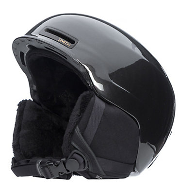 Smith Allure Womens Helmet 2018, Matte Black Pearl, viewer