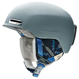 Smith Allure Womens Helmet 2017, Matte Frost Woolrich, 256