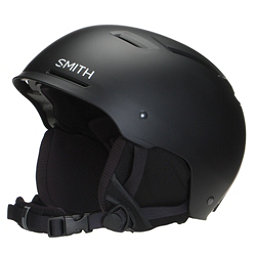Smith Pivot Helmet 2017, Matte Black, 256