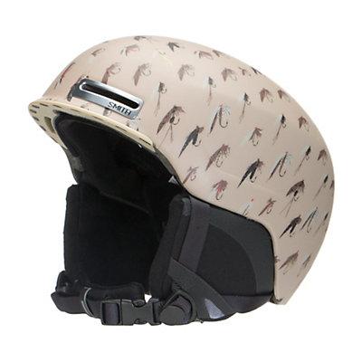 Smith Maze Helmet, Matte Orange, viewer