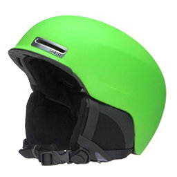 Smith Maze Helmet, Matte Reactor Green, 256