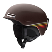 Smith Maze Helmet 2018, Matte Morel Sunset, medium
