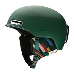 Smith Maze Helmet 2017, Matte Forest Woolrich, 256