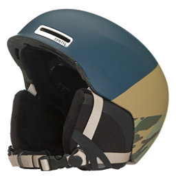 Smith Maze Helmet 2018, Matte Navy Camo, 256