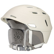 Smith Compass Womens Helmet, Matte Ivory, medium