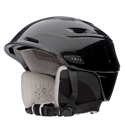 Smith Compass Womens Helmet 2017, Black Pearl, viewer
