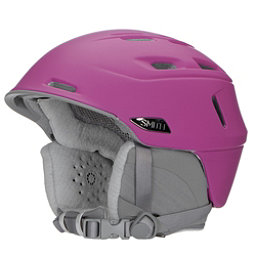 Smith Compass Womens Helmet 2017, Matte Fuchsia, 256