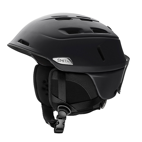 Smith Camber Helmet 2017, Matte Black, 600
