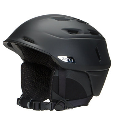 Smith Camber Helmet 2017, Matte Black, viewer