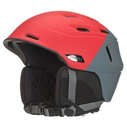 Smith Camber Helmet 2018, Matte Fire Split, 256