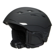 Smith Sequel Helmet, Matte Black, medium