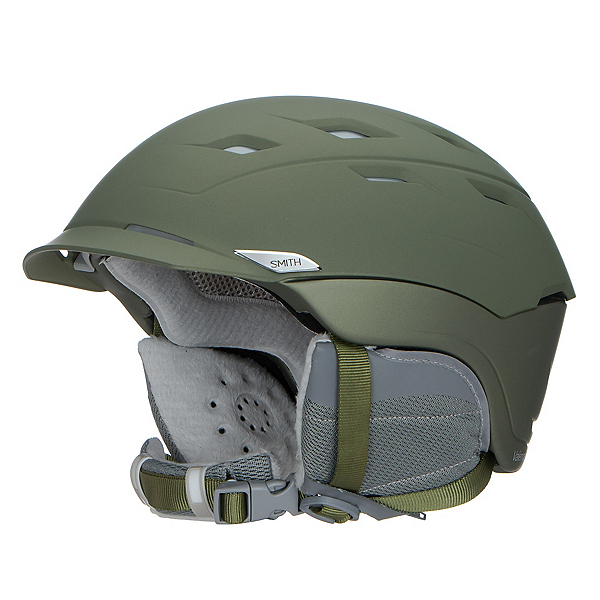 Smith Valence Womens Helmet, Matte Pearl Olive, 600