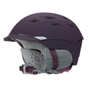 Smith Valence Womens Helmet 2017, Matte Black Cherry, medium