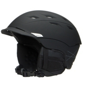 Smith Variance Helmet 2017, Matte Black, medium