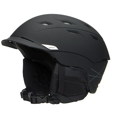 Smith Variance Helmet 2017, Matte Black, viewer