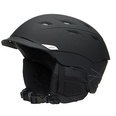 Smith Variance Helmet 2017, Matte Black, viewer