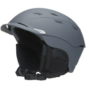 Smith Variance Helmet 2017, Matte Charcoal, medium