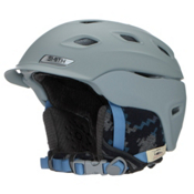 Smith Vantage Womens Helmet 2017, Matte Frost Woolrich, medium