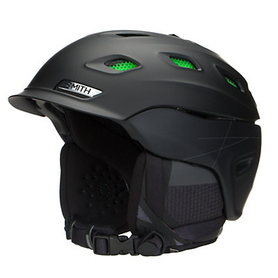 Smith Vantage Helmet 2017, Matte Black, viewer