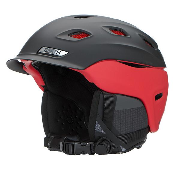 Smith Vantage Helmet, Matte Black Fire, 600