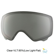 Anon WM1 Goggle Replacement Lens 2017, Clear, medium