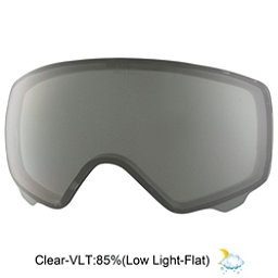 Anon WM1 Goggle Replacement Lens 2017, Clear, 256