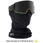 Anon M3 Goggles 2016, Guerrilla-Dark Smoke + Bonus Lens, medium