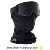 Anon M3 Goggles 2016, Black-Dark Smoke + Bonus Lens, medium