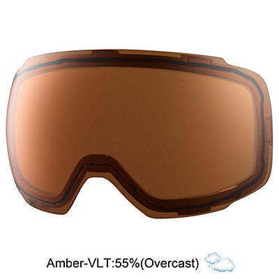 Anon M2 Goggle Replacement Lens 2018, Amber, viewer