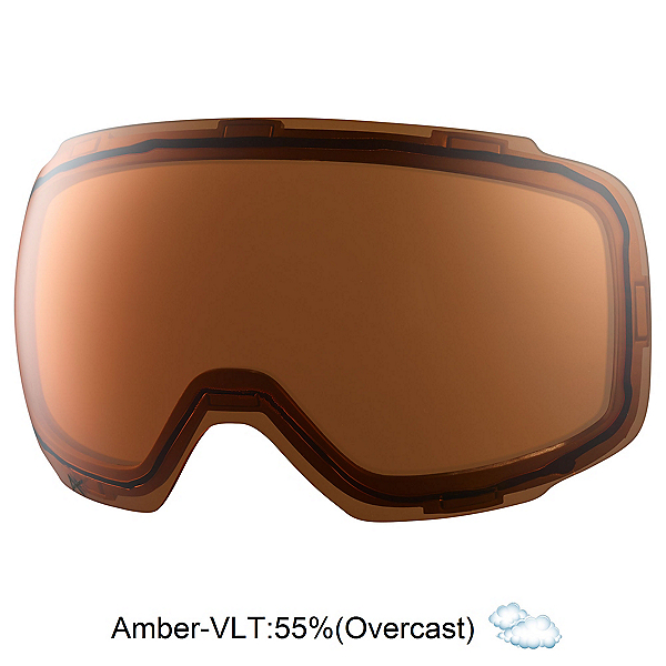 Anon M2 Goggle Replacement Lens 2018, Amber, 600