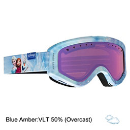 Anon Tracker Kids Goggles 2017, Frozen-Blue Amber, 256