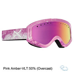 Anon Tracker Kids Goggles, Farie-Pink Amber, 256