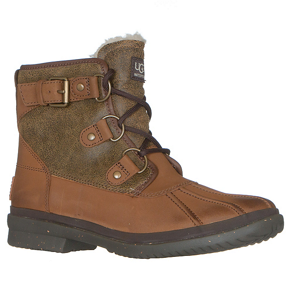 UGG Cecile Womens Boots, Chestnut, 600