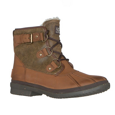 UGG Cecile Womens Boots, Chestnut, viewer
