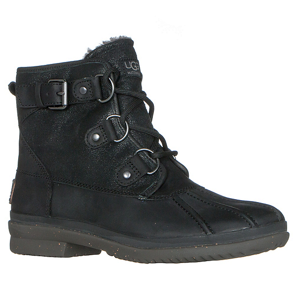 UGG Cecile Womens Boots, Black, 600