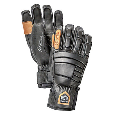 Hestra Morrison Pro Model Gloves, Black, viewer
