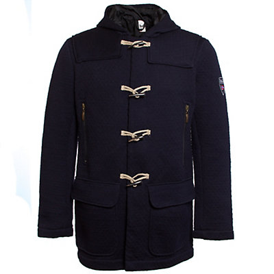Dale Of Norway Oslo Knitshell Windproof Mens Jacket, Navy, viewer