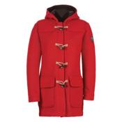 Dale Of Norway Oslo Dufflecoat Feminine Womens Jacket, Raspberry, medium